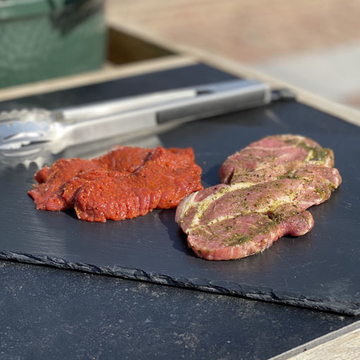 Afbeeldingen van Barbecue pakket 4 personen - de luxe - (24 stukken vlees)
