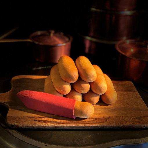 Afbeeldingen van Worstenbrood kip (10 stuks)